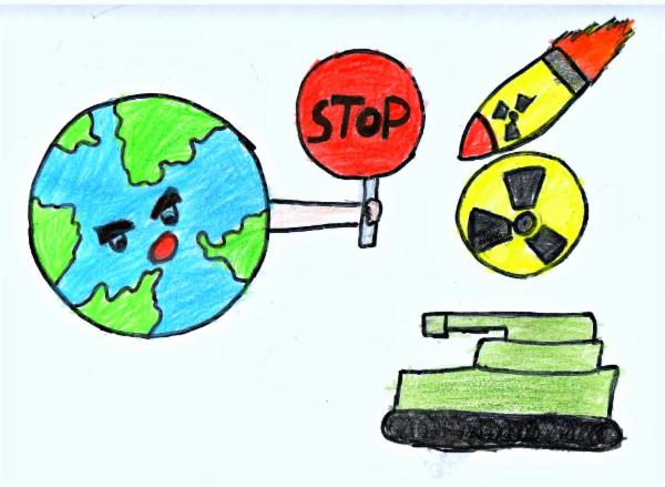 nuclear weapon free world essay contest